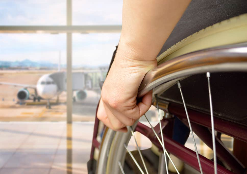 Disabled Passengers Face Challenges While Travelling in UK Airports