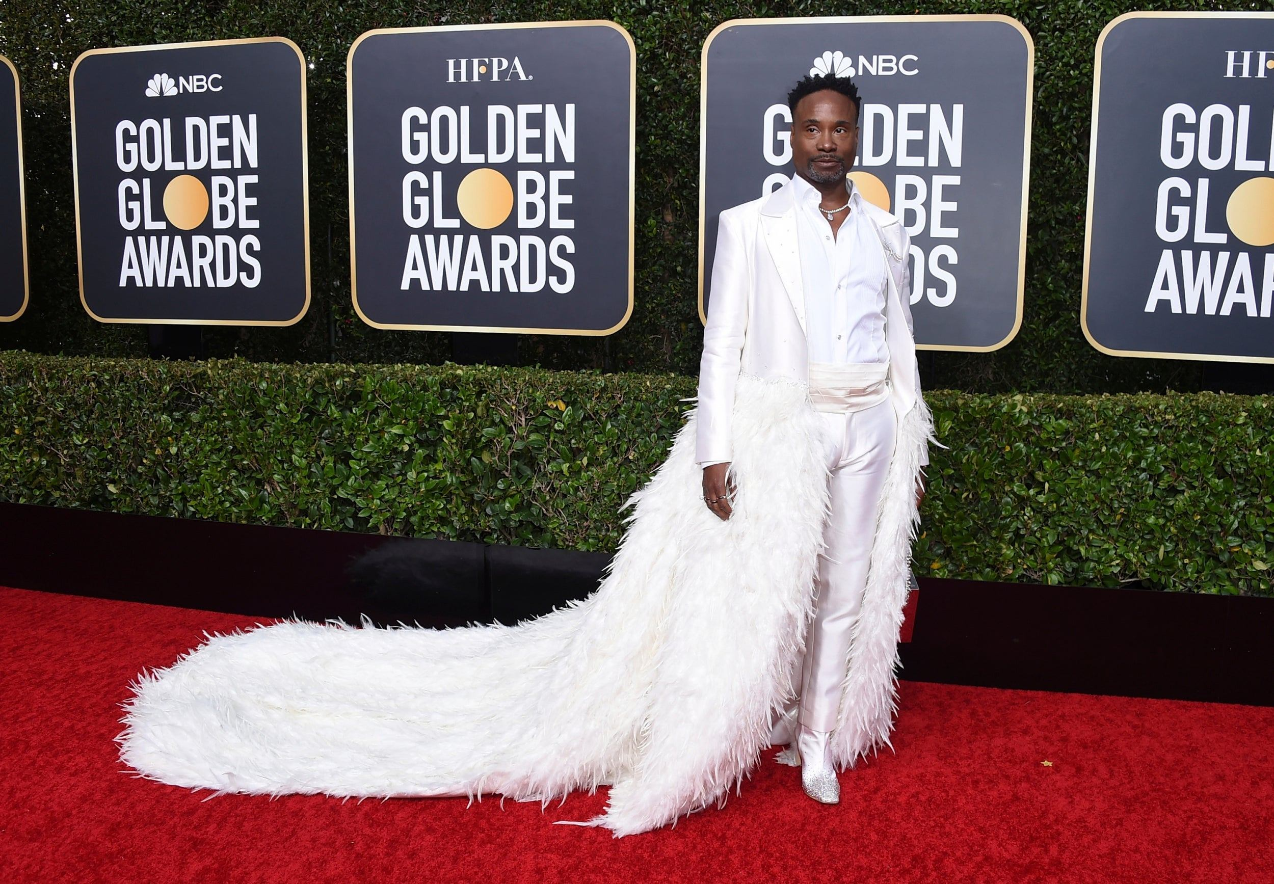 Golden Globes 2020 Was Very Fashionable