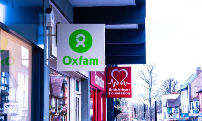 Oxfam Accused of Being Greedy