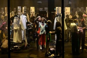 Gucci Designer Michele Offers Guests Backstage Pass at Milan Fashion Week
