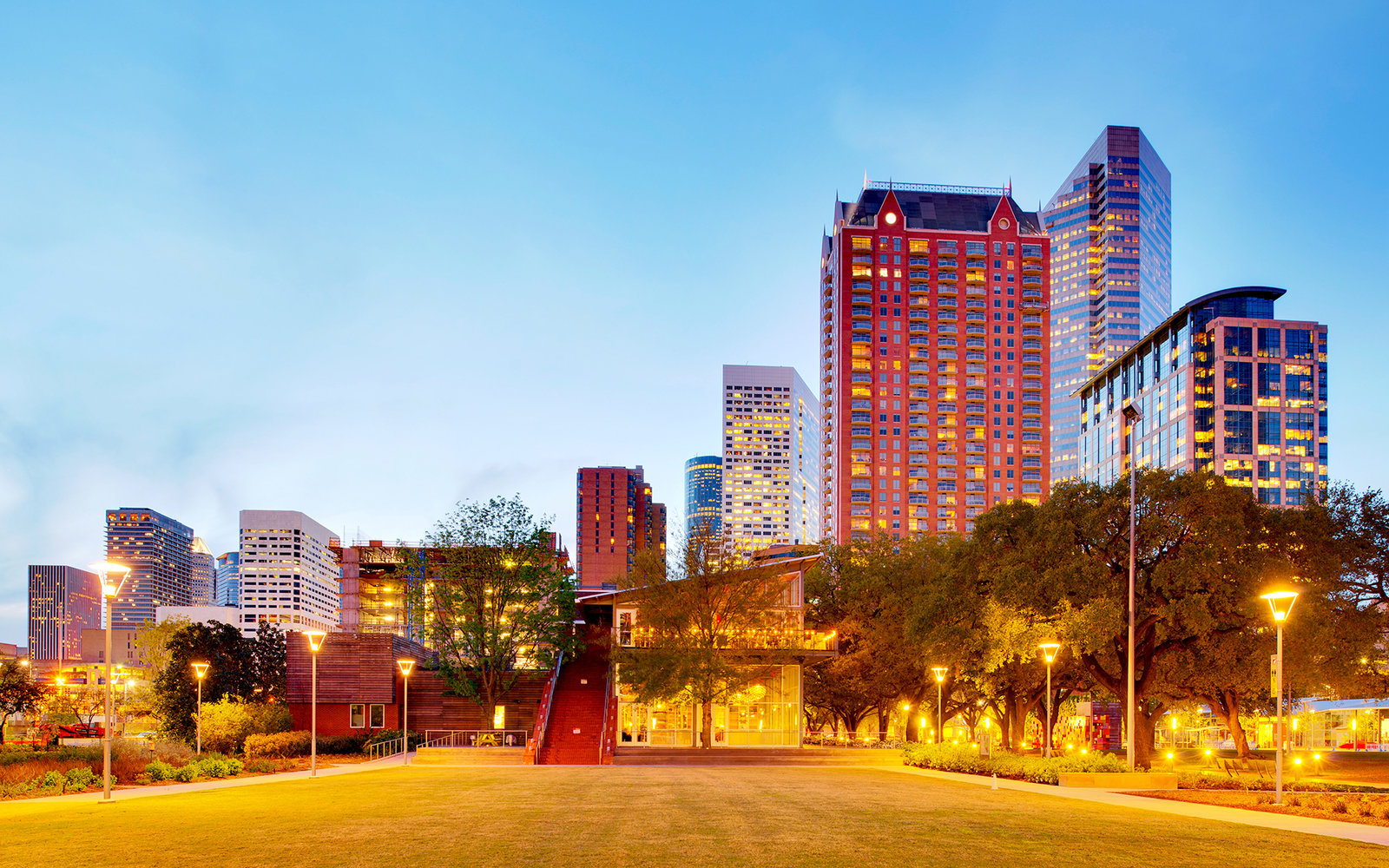 A Travel Guides to Houston