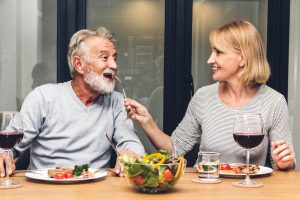 Senior Citizen Should Eat More of Mediterranean Meals to Keep Themselves Stronger