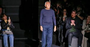 Giorgio Armani's Comment On Fashion Designer's Behaviour Towards Models Results in Serious Allegations