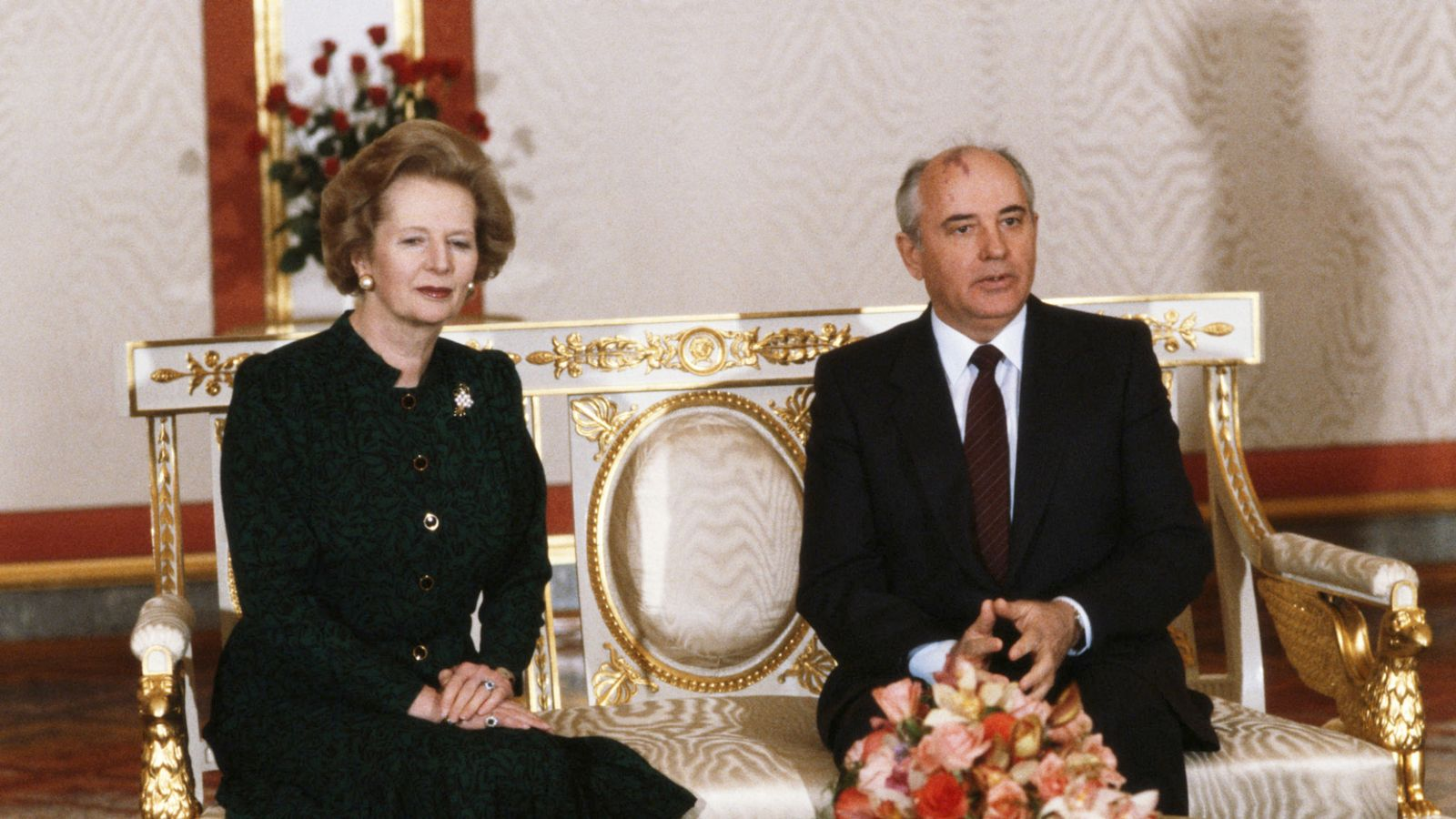 New Documents Say Margaret Thatcher's Collection Has Been Named After Mikhail Gorbachev and Terry Wogan