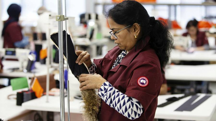 Canada Goose Is Told To Stop Using Fur For Their Further Designs
