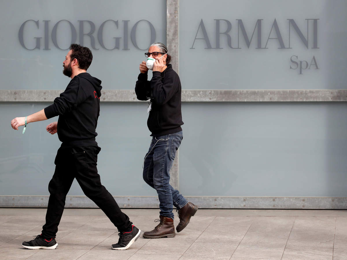 Milan Fashion Will Be Conducted By Georgio Armani